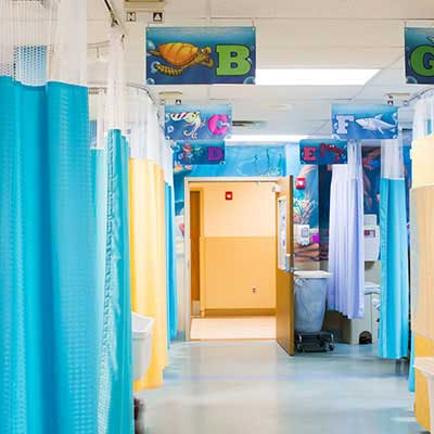 Pediatric Emergency Care | Gulf Coast Regional Medical Center