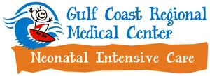 Gulf Coast Regional Medical Center - Neonatal Intensive Care Logo
