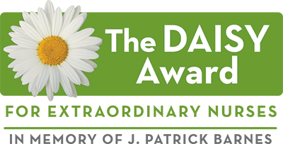 The DAISY Award for extraordinary nurses - in memory of J. Patrick Barnes